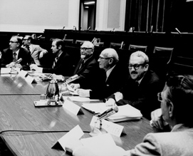 Congressional panel listens to ILGWU testimony