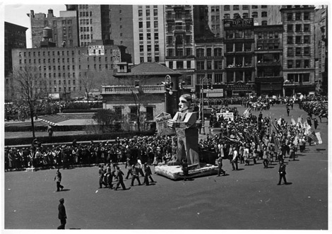 May Day Parade 1937