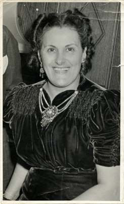 Rose Pesotta was elected a vice president of the ILGWU in 1934.