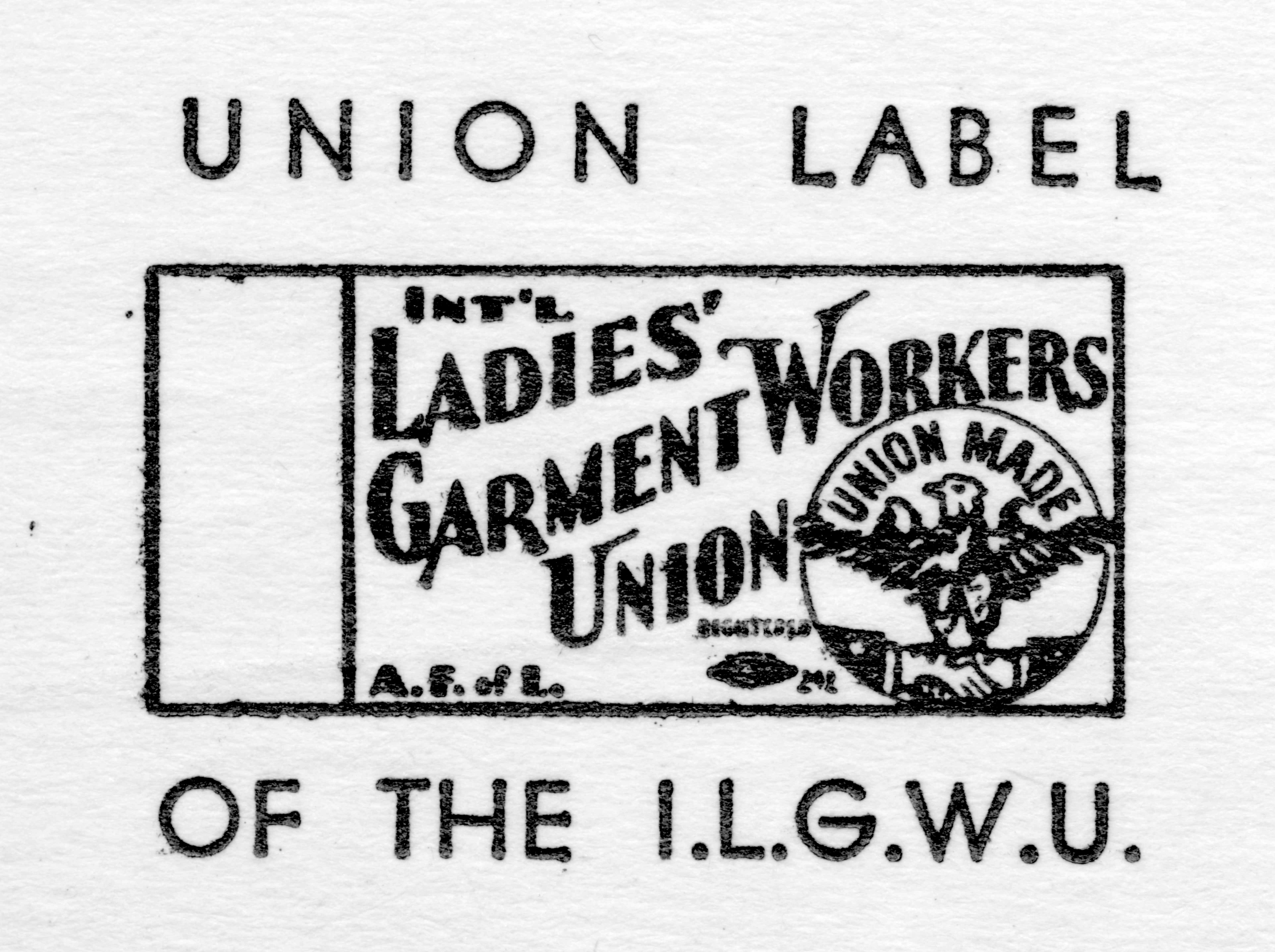 ILGWU web site - Collection Guides Records